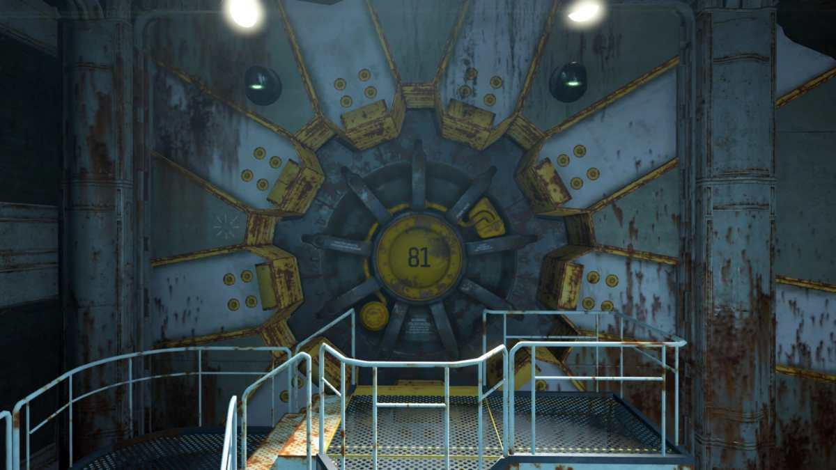 Fallout 4, Vault 81