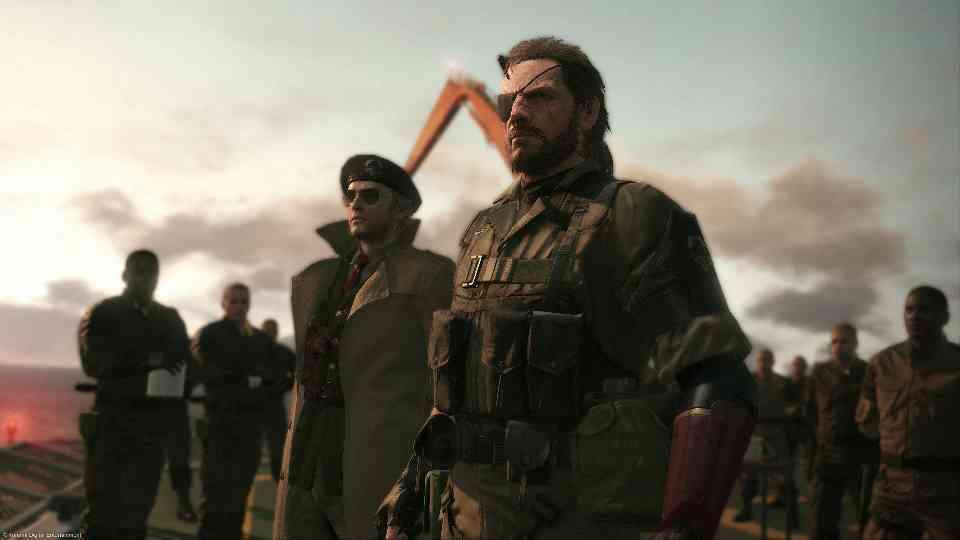 Metal Gear Solid V: The Phantom Pain, Snake, Big Bos, Metal Gear Solid gioco di ruolo