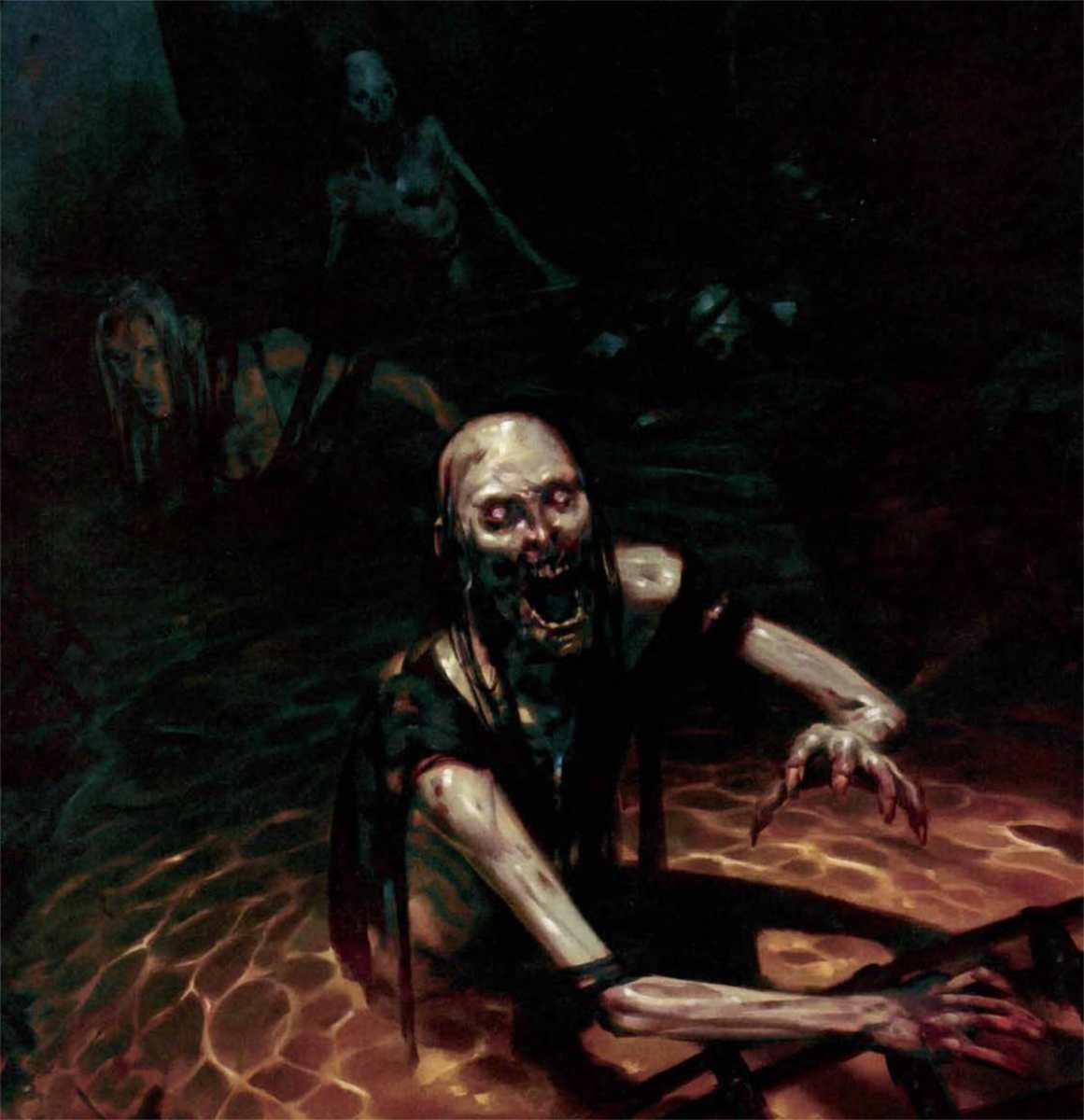 Non-morti di Ravenloft, ambientazione horror per D&D 5E