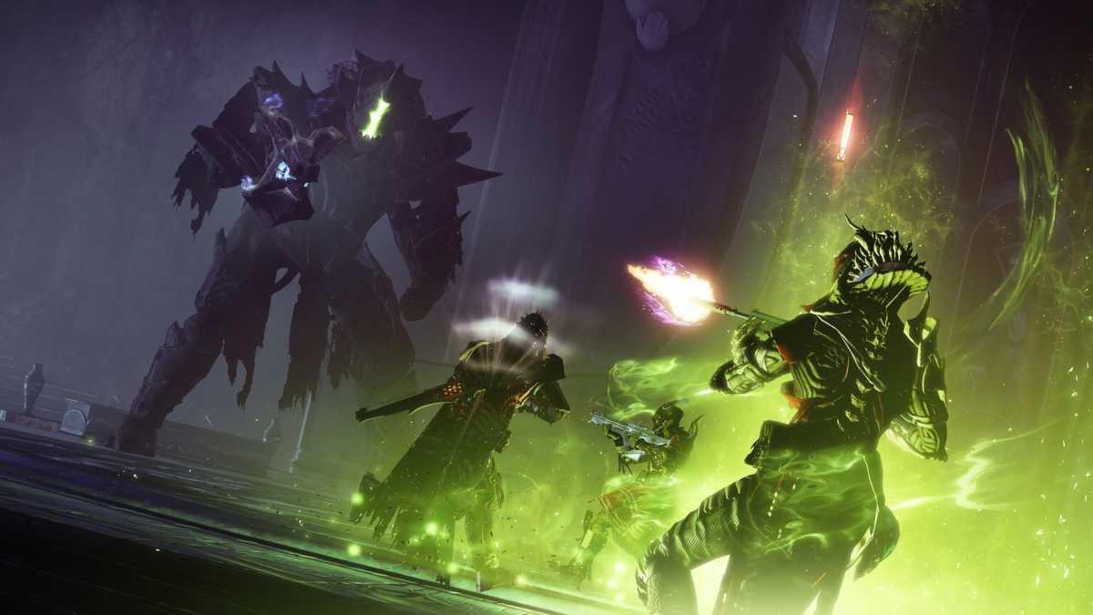 Cacce alle Endofurie di Destiny 2