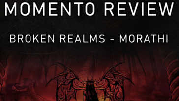 Copertina ridimensionata per Momento Review: Broken Realms - Morathi
