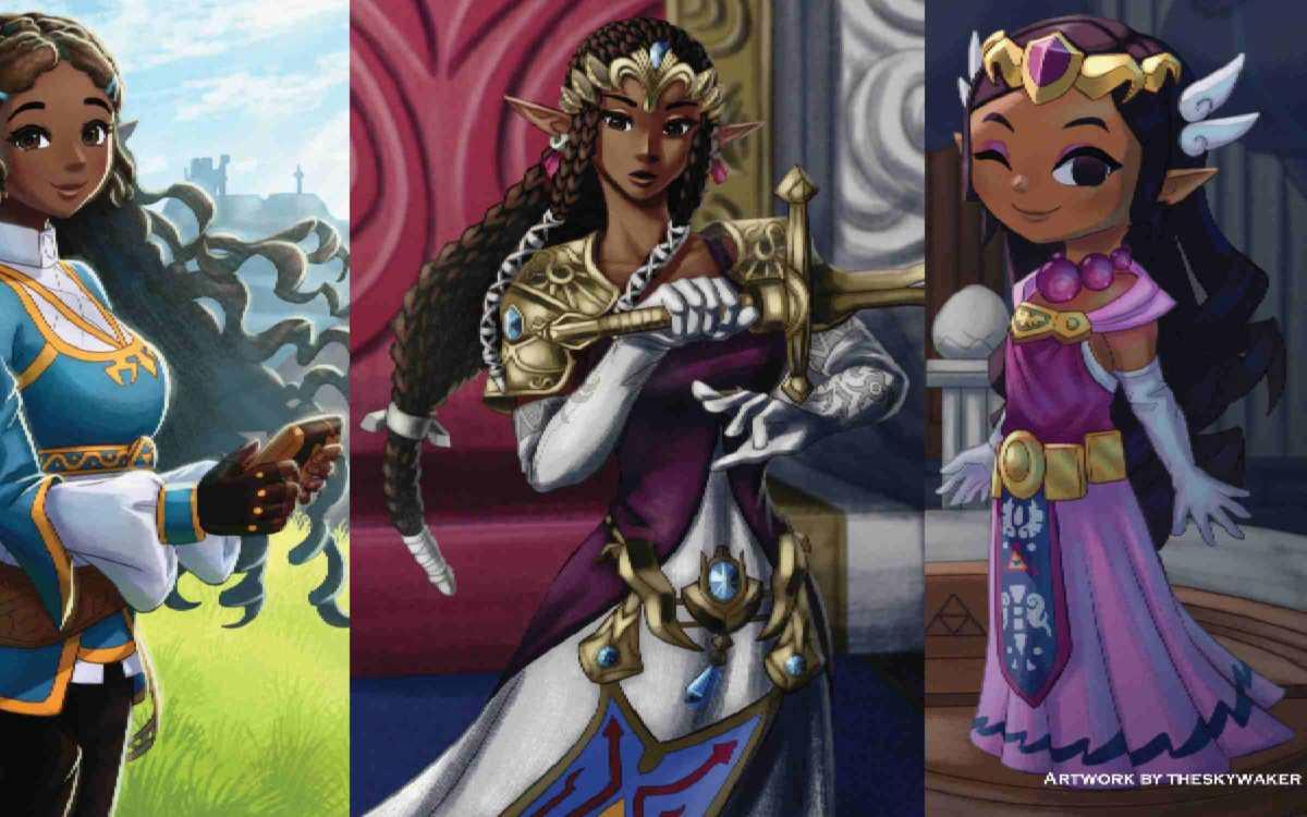 E se Zelda diventasse nera La fanbase è pronta a discuterne - copertina
