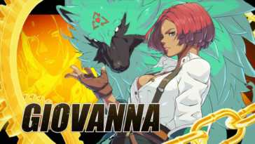 Guilty Gear Strive Giovanna