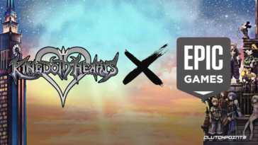Kingdom Hearts su Epic Store