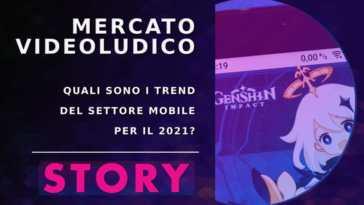 Mercato dei videogiochi, trend del settore mobile per il 2021 - copertina