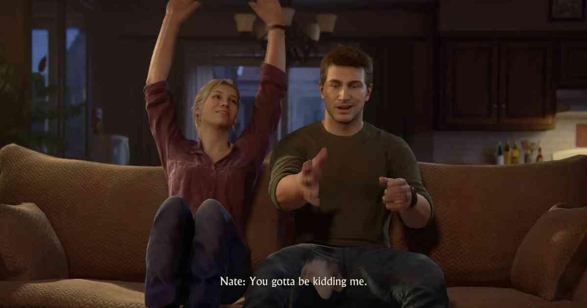 Uncharted, Nathan Drake, Nathan Drake ed Elena, Nathan Drake ed Elena Uncharted, Uncharted 4, Uncharted 4 Nathan ed Elena, storie d'amore videogiochi