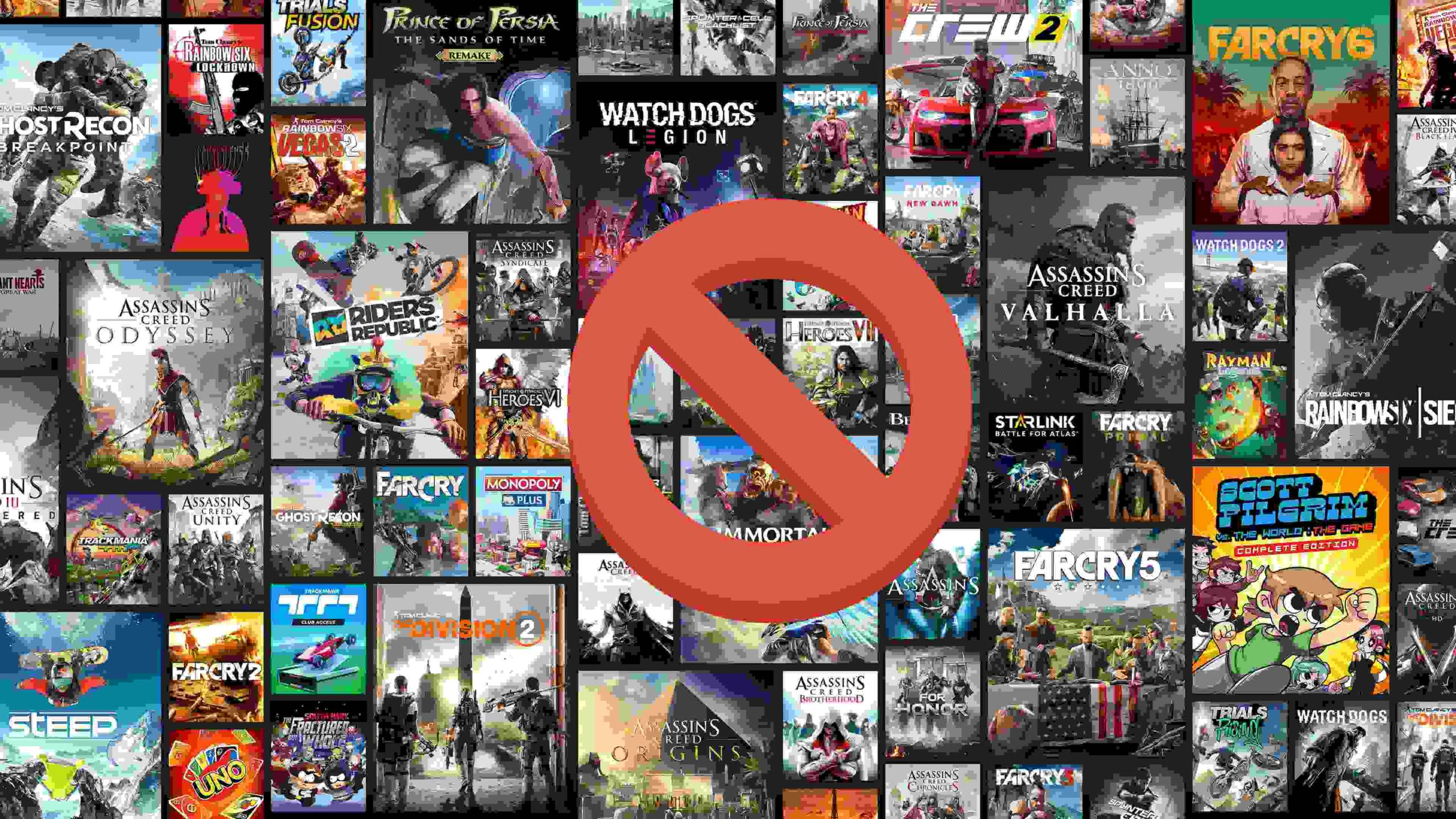 Ubisoft shock non punta più sui tripla A - copertina