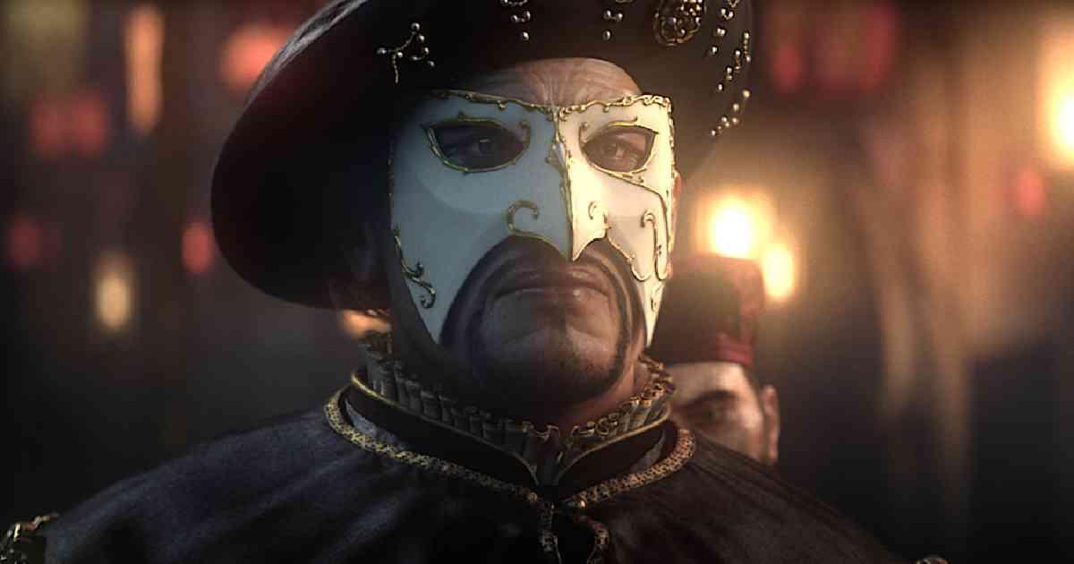 videogiochi carnevale, carnevale, carnevale nei videogiochi, feste in maschera nei videogiochi, assassin's creed II