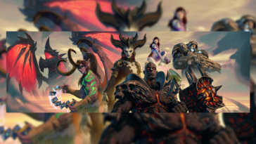 blizzconline copertina personaggi