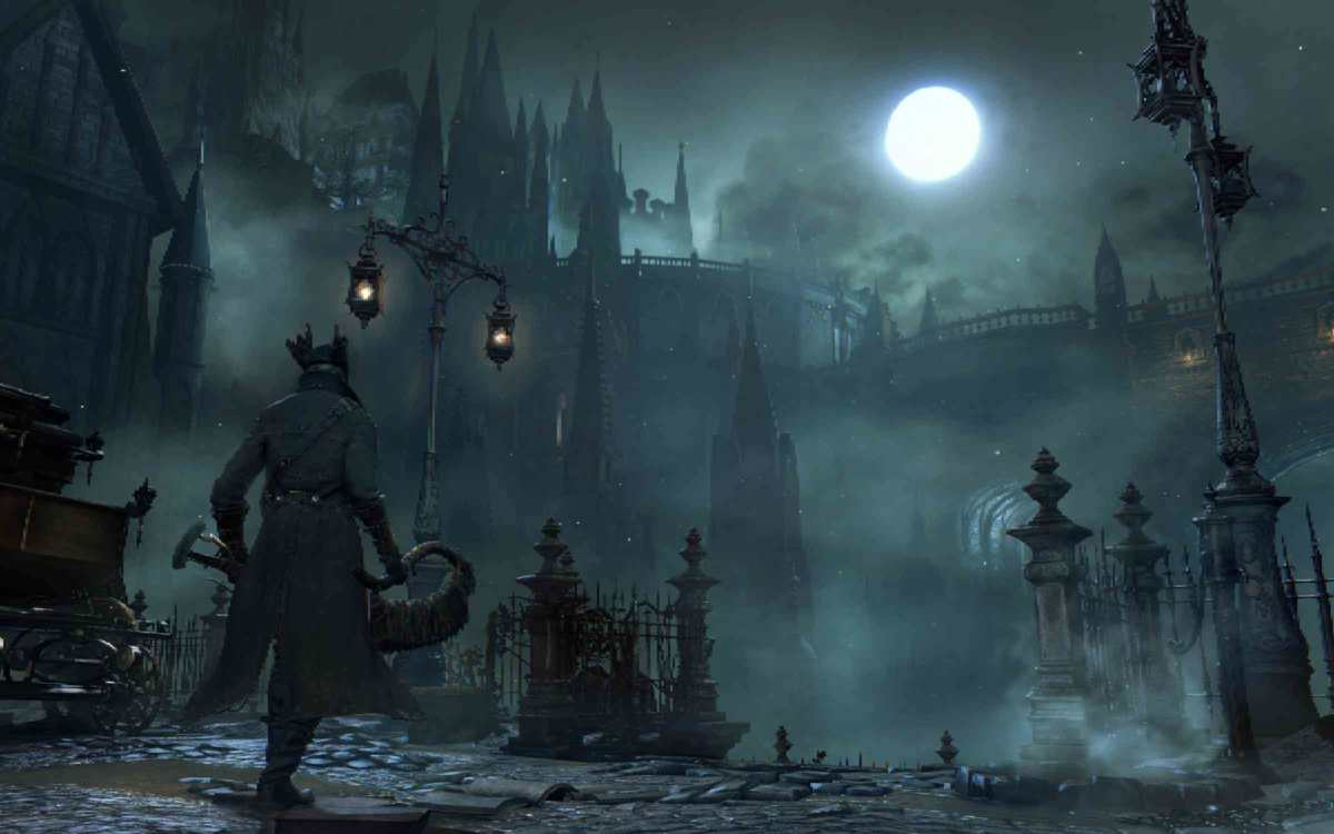 Bloodborne, bloodborne 60 fps, bloodborne from software, bloodborne playstation 5, bloodborne ps5