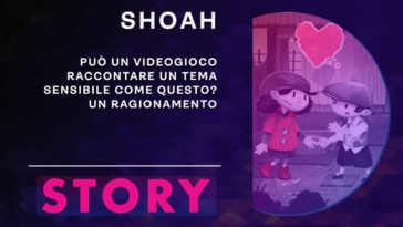 shoah, shoah e videogiochi, videogiochi shoah, didattica shoah ragazzi, shoah cultura popolare