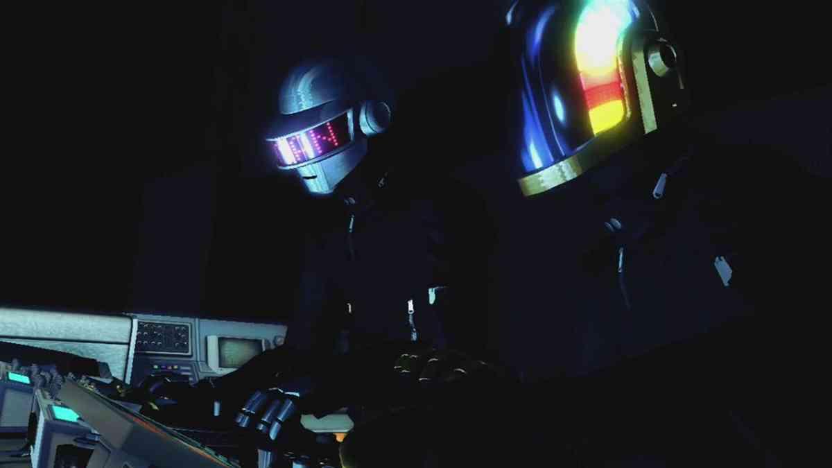 Daft Punk Lumines, Daft Punk, Daft Punk videogioco, videogioco Daft Punk, Daft Punk scioglimento