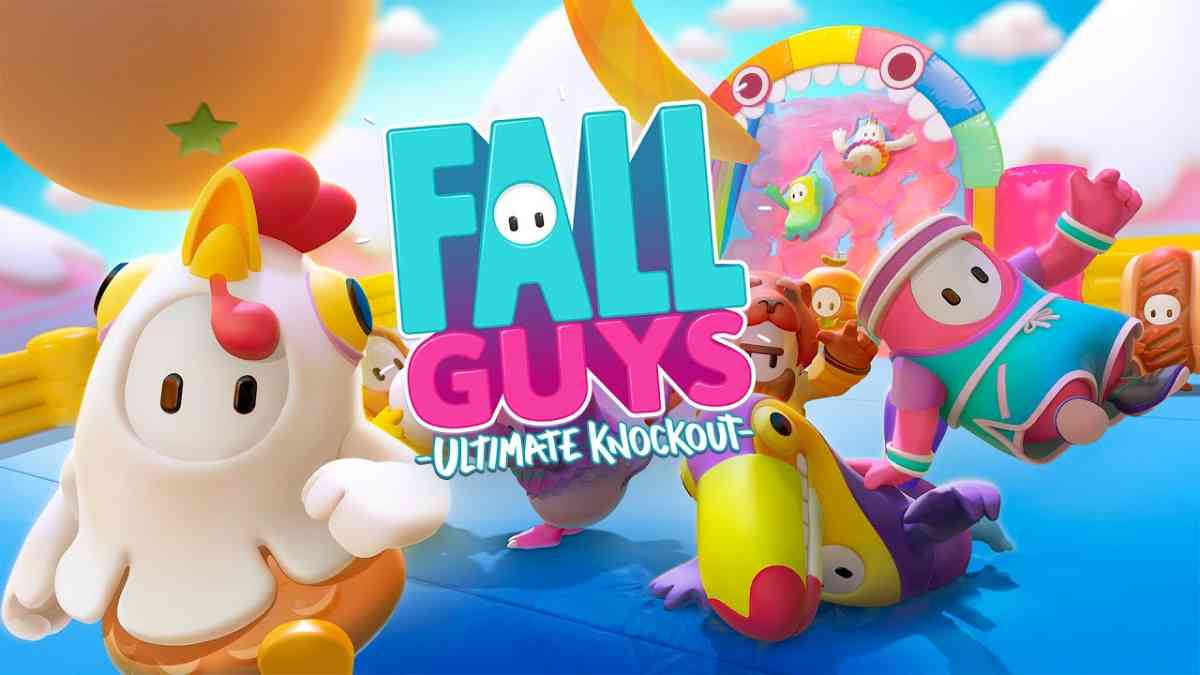 Fall guys Xbox Series X|S, Fall guys, Fall Guys per Xbox