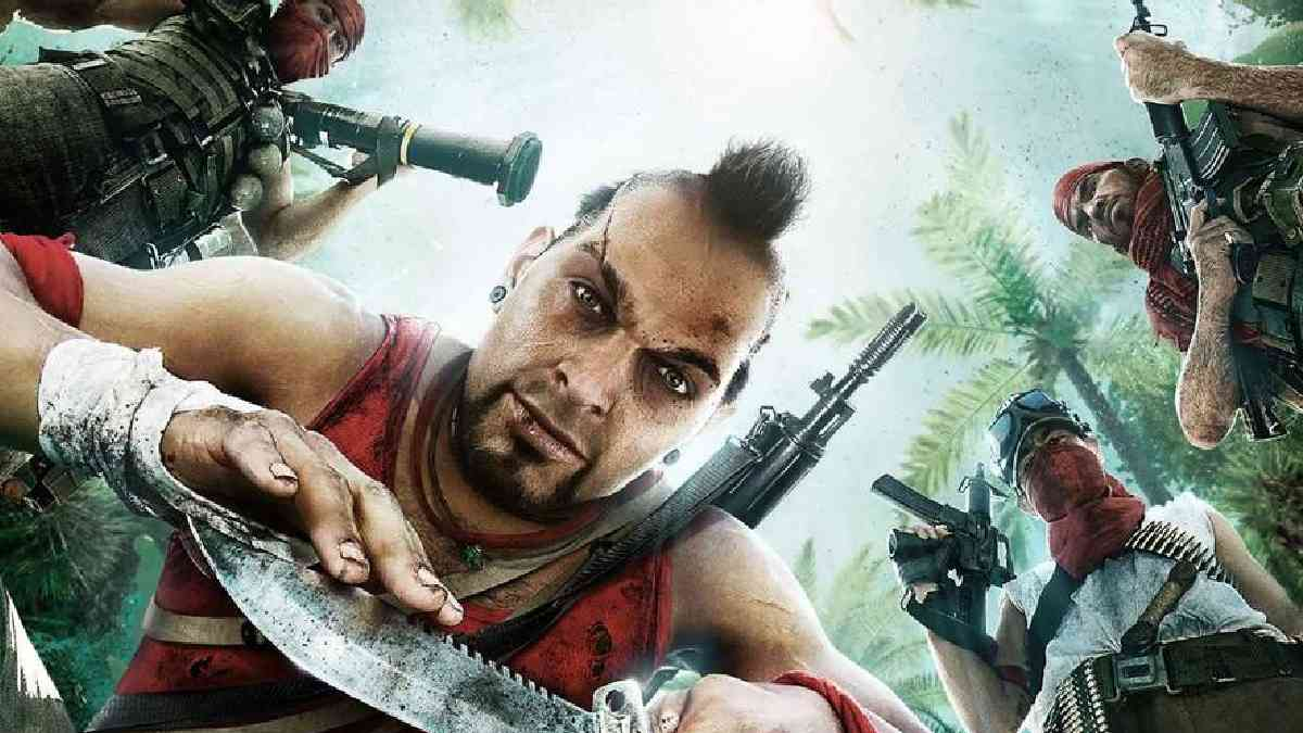 Far Cry, Far Cry fumetto, Far cry rite of passage, Far Cry Vaas Montenegro