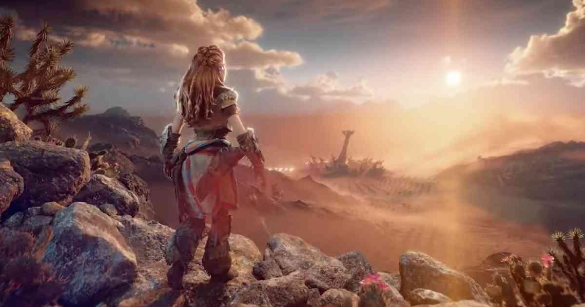 horizon: forbidden west, horizon: Zero Dawn, Guerrilla Games