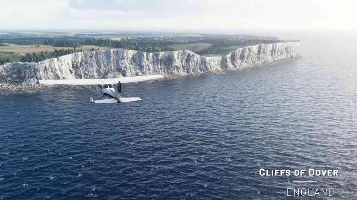 microsoft flight simulator, flight simulator update Regno Unito irlanda, Microsoft Flight Simulator world update