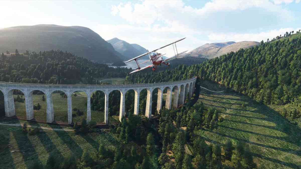 microsoft flight simulator, flight simulator update Regno Unito irlanda, Microsoft Flight Simulator world update 3