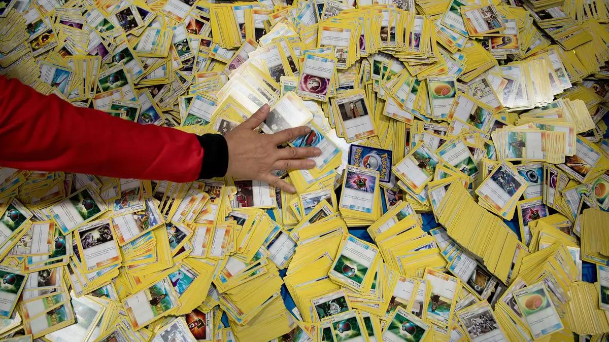 Gioco di Carte Collezionabili di Pokémon