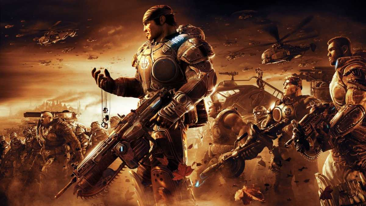 gears of war 2 ultimate edition in sviluppo