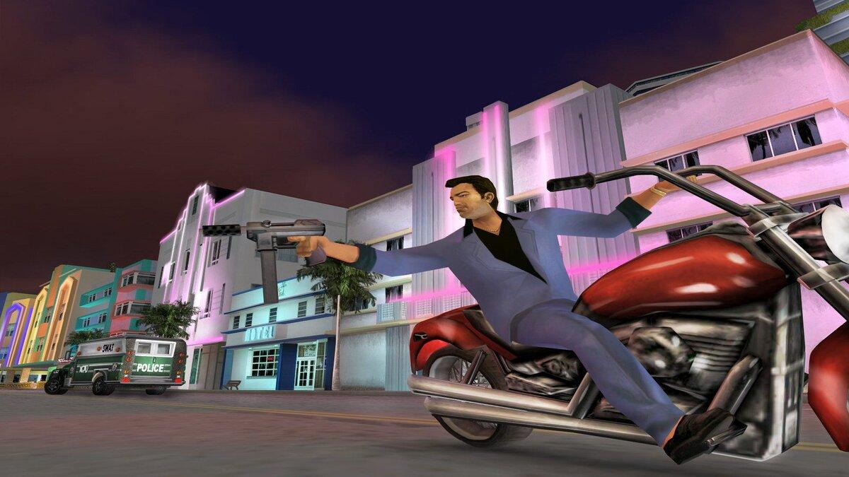 GTA 3 GTA Vice City reverse engineering