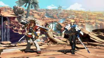 guilty gear strive impressioni beta