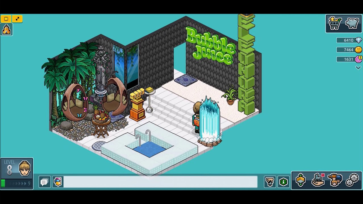 Beta di Habbo 2020