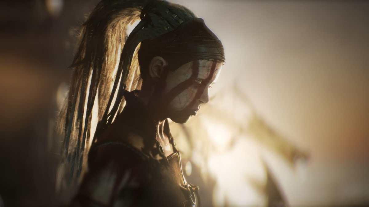 hellblade 2 gameplay