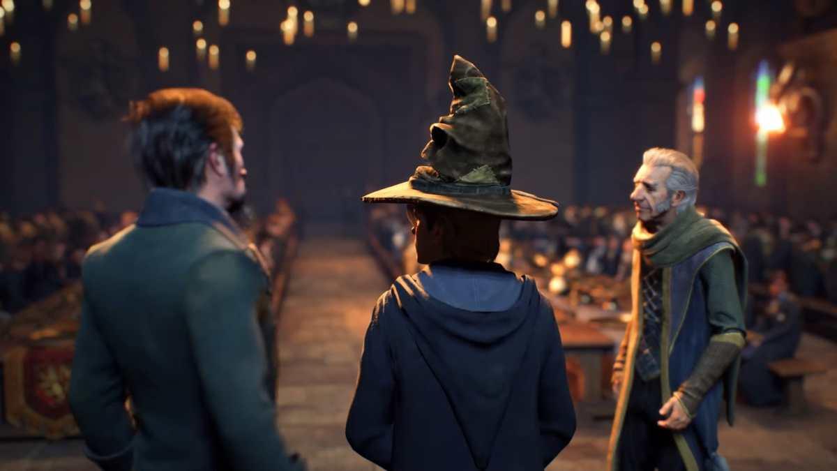 hogwarts legacy lead designer anti femminista