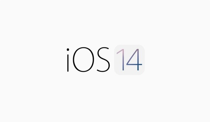 logo iOS 14