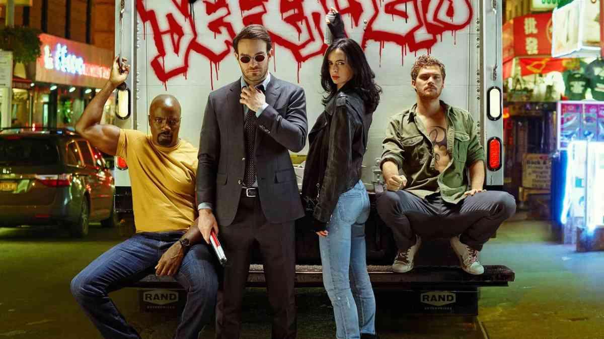 The Defenders Netflix, Marvel's The Defenders, The Punisher, Jessica Jones, Jessica Jones torna in mano a Marvel, The Punisher torna in mano a Marvel