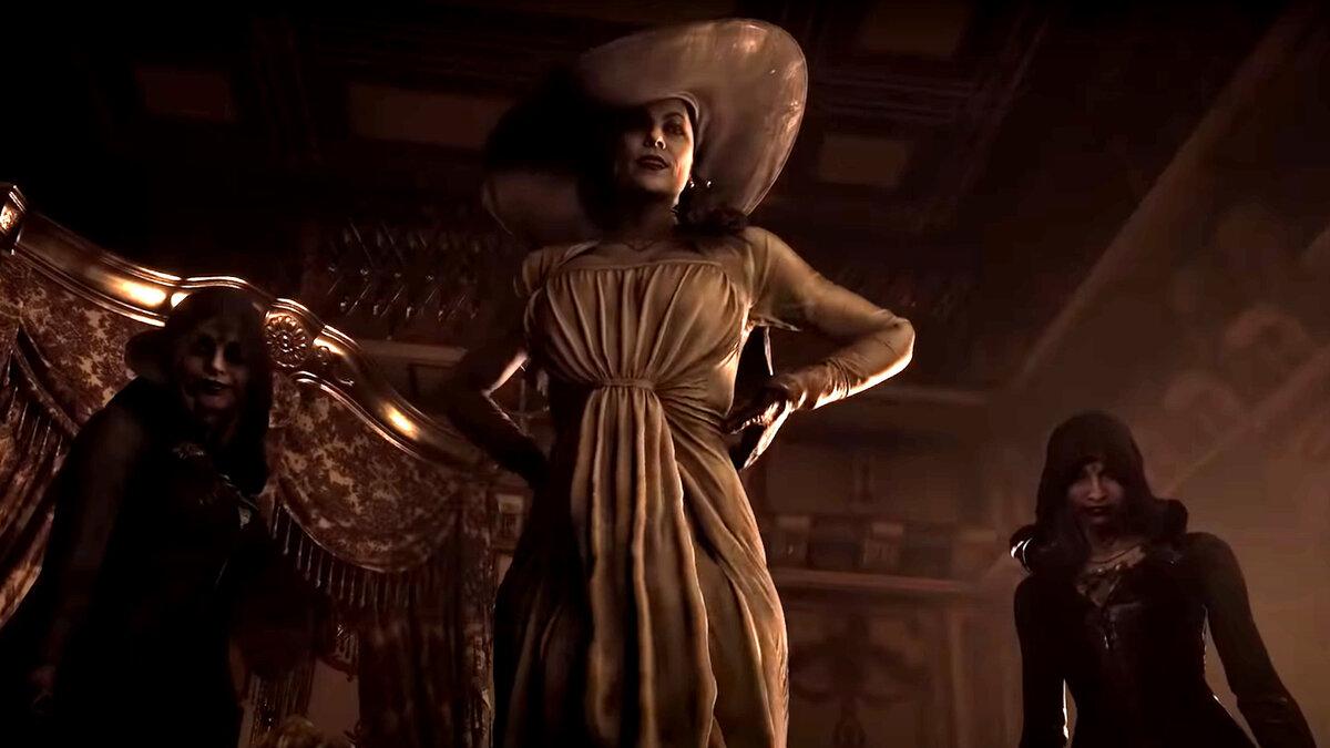 Lady Dimitrescu Resident Evil 8