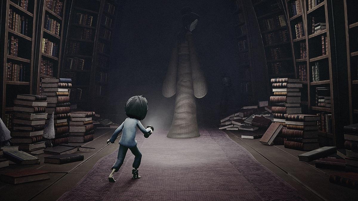 ambientazioni e nemici di little nightmares 3