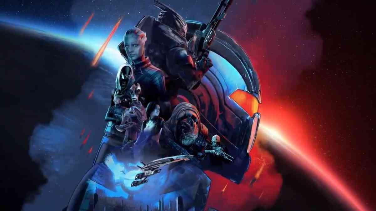 mass effect, mass effect film, mass effect film henry cavill, the witcher netflix, Mass Effect: Legendary Edition