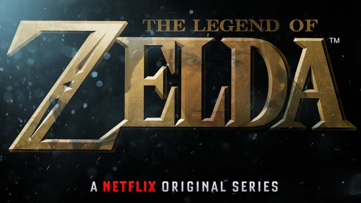 The legend of zelda netflix