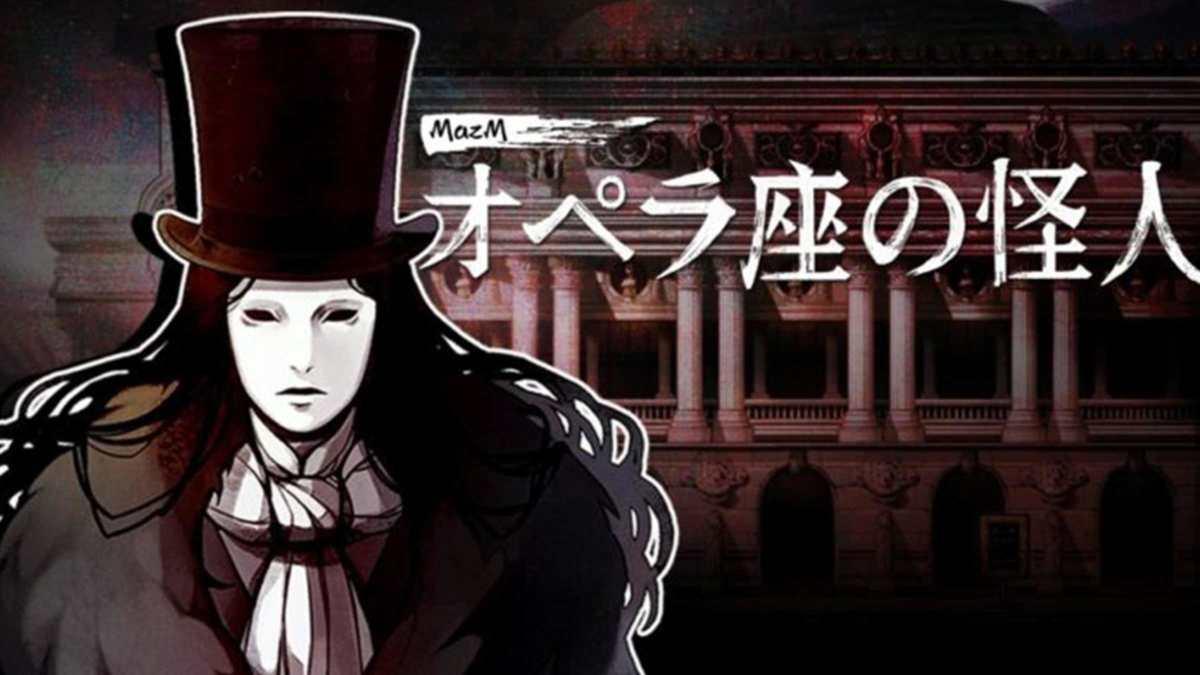 mazm fantasma dell'opera cover