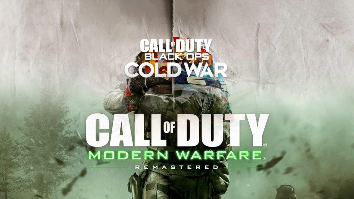 call of duty cold war modern warfare easter egg