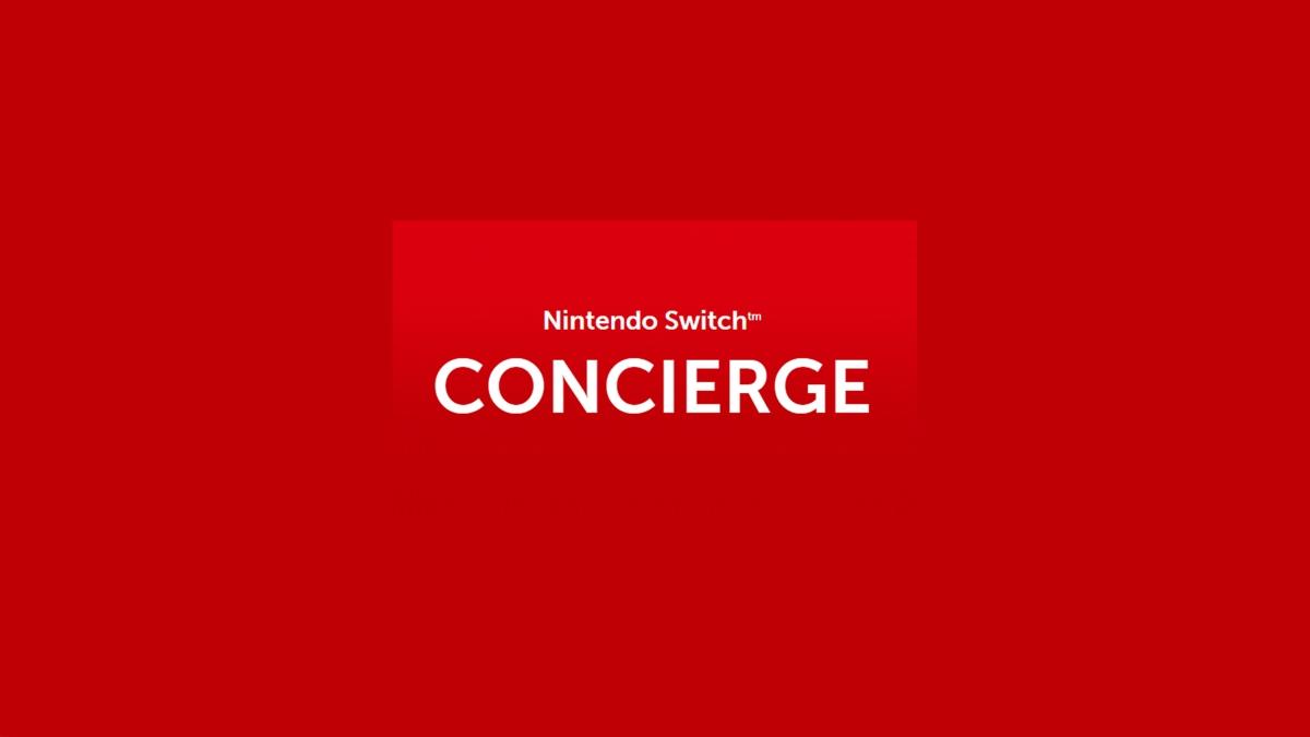 nintendo switch concierge cover image