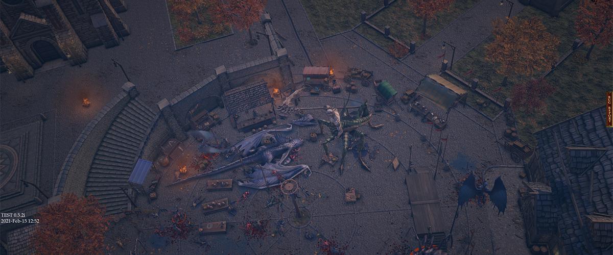 Pathfinder: Wrath of the Righteous, assalto dei Demoni a Kenabres