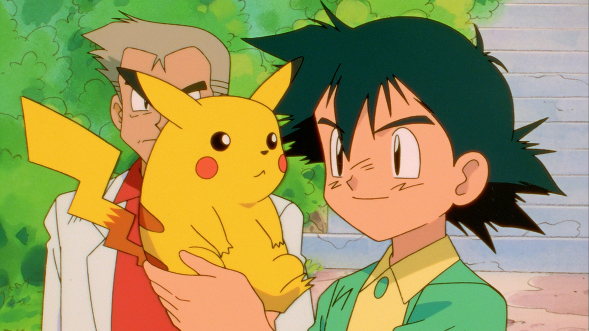 Anime Pokémon