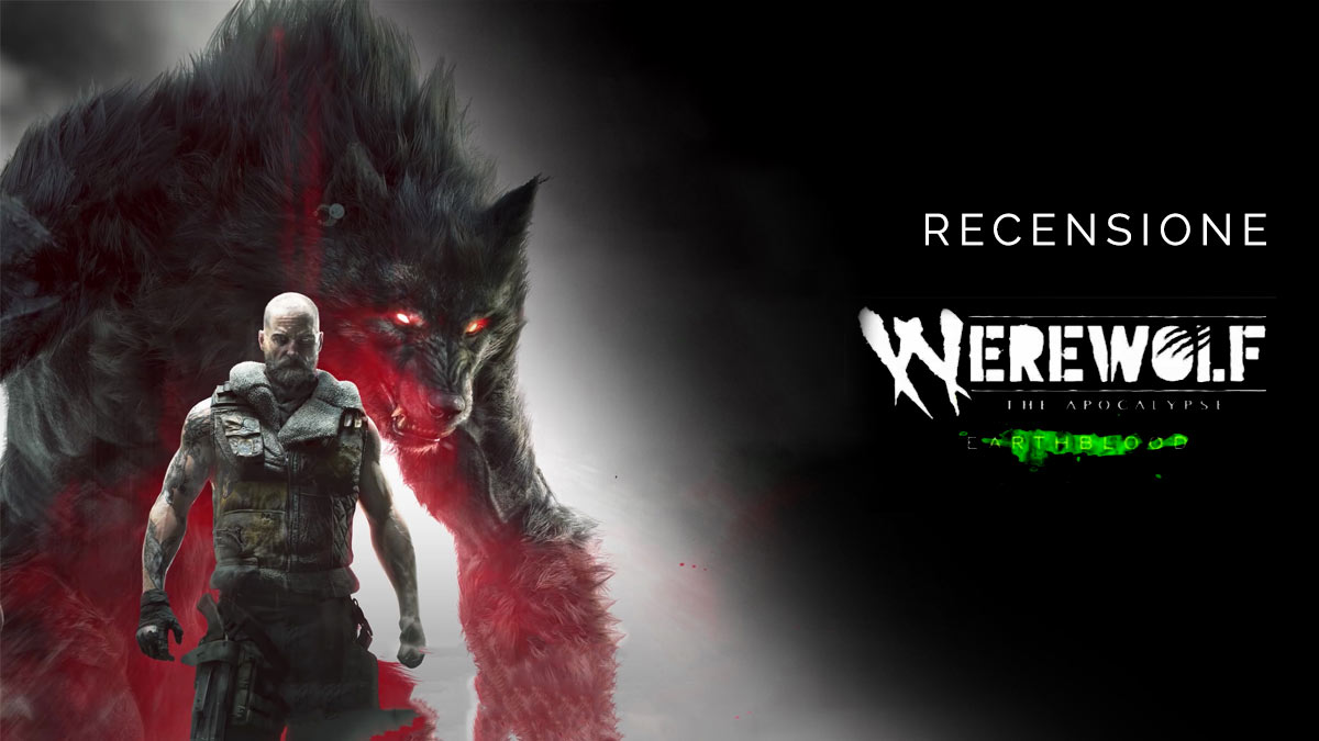 recensione werewolf earthblood