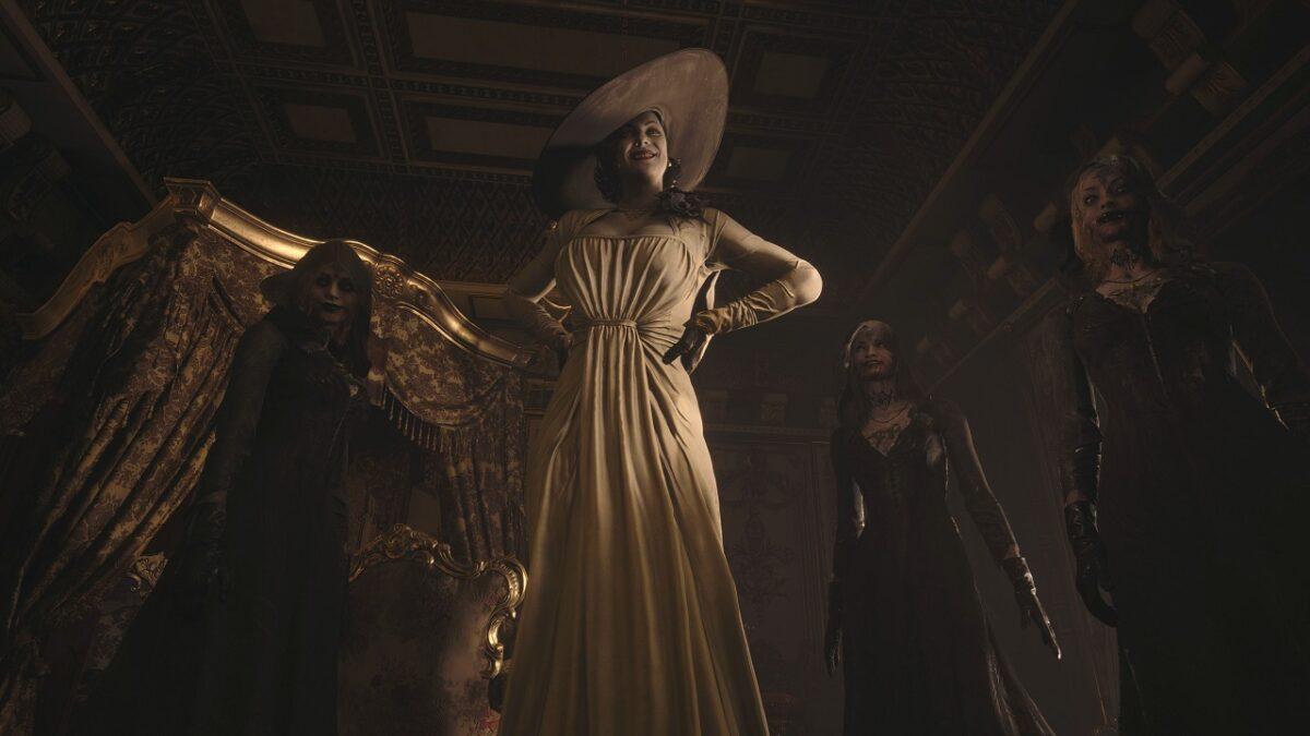 resident evil lady dimitrescu