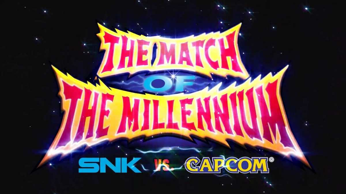 snk vs capcom: the match of the millennium recensione switch