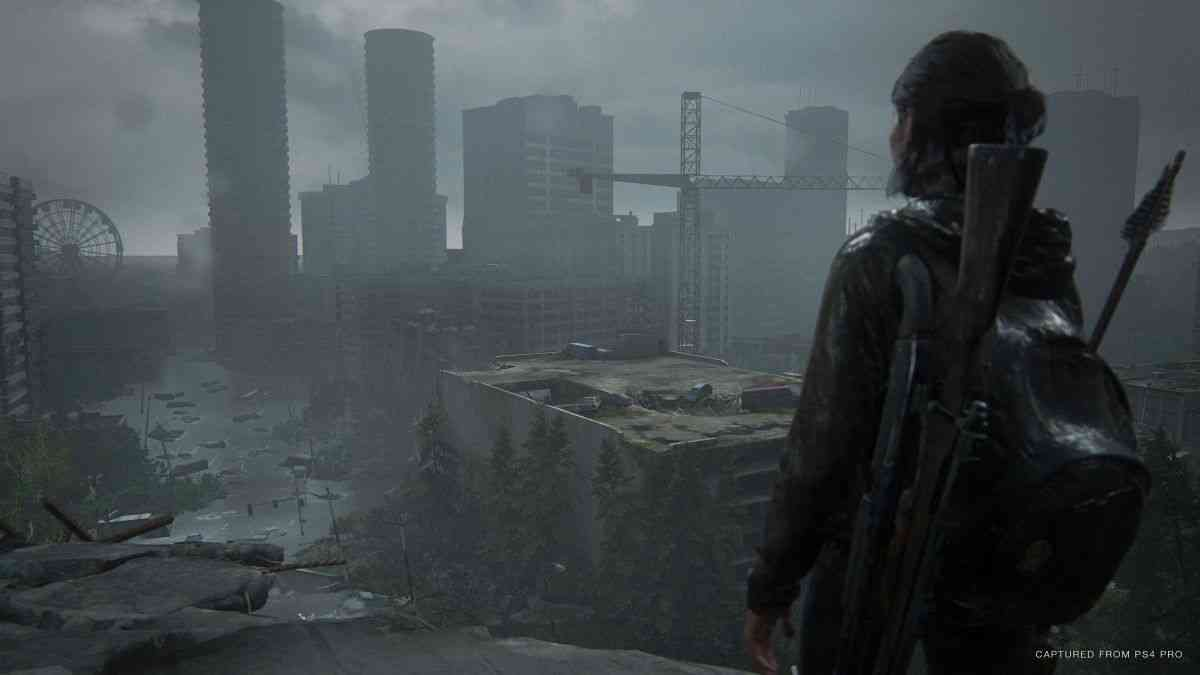 The Last of Us Parte II, The Last of Us, The Last of Us Seattle, The Last of Us Parte II Seattle, giochi ambientati in città reali
