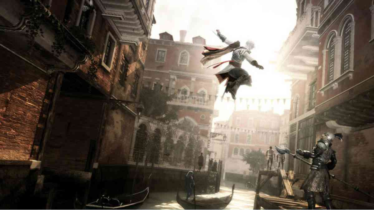 Assaassin's Creed II, Assassin's Creed, Assassin's Creed II Firenze, Assassin's Creed II Venezia, giochi ambientati in città reali