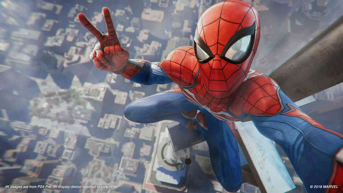 Marvel's Spider-Man, Spider-Man PlayStation, Marvel's Spider-Man New York, Marvel's Spider-Man PlayStation 5, giochi ambientati in città reali