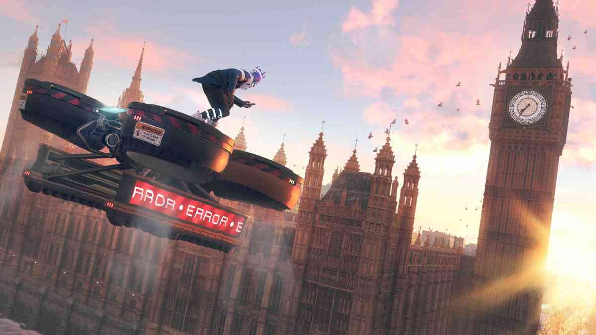 Watch Dogs: Legion, Watch Dogs, Watch Dogs: Legion Londra, giochi ambientati in città reali
