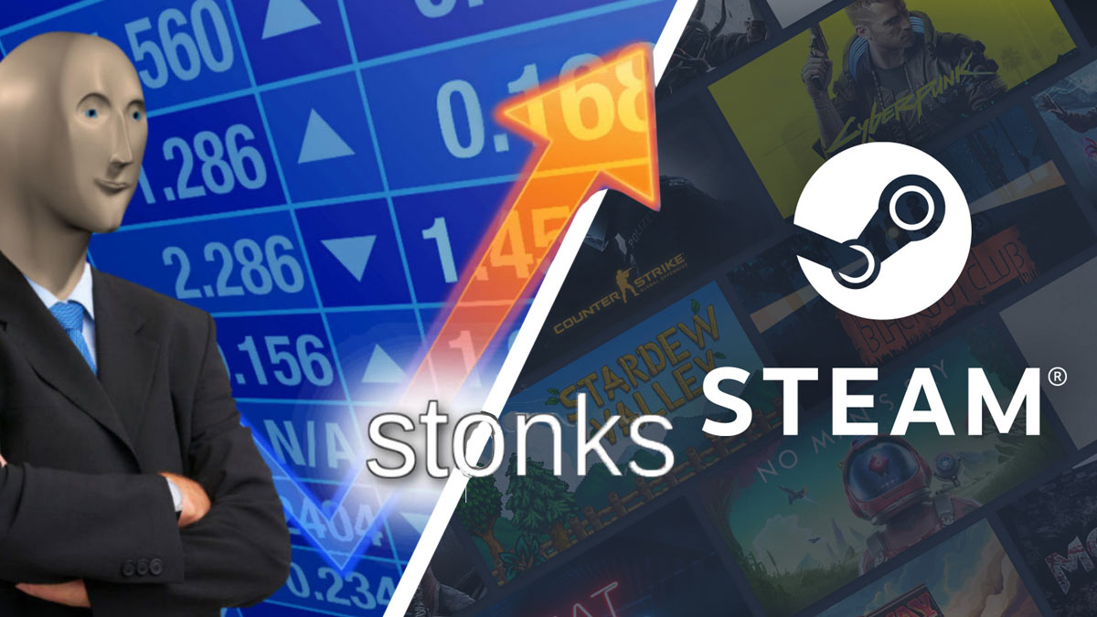steam stonks