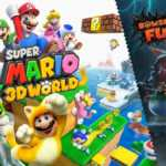 super mario 3d world + bowser's fury copertina
