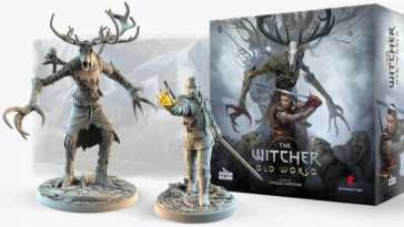 the witcher old world gioco da tavolo kickstarter