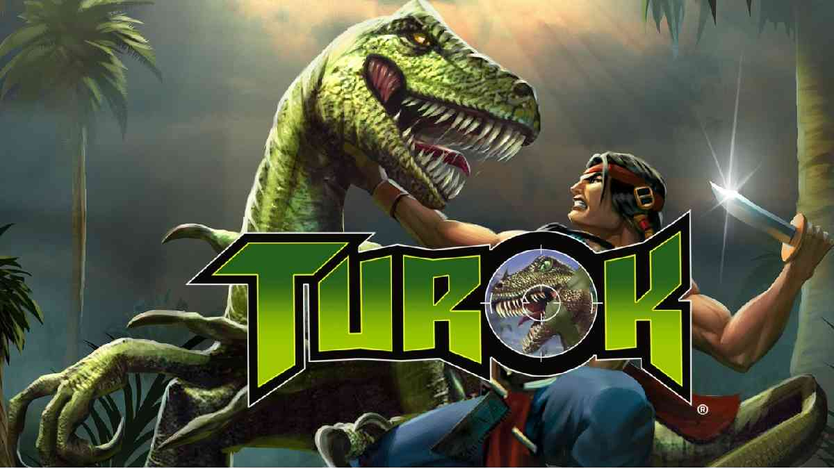 turok, turok playstation, turok fps su playstation 4, Turok 2, Turok su playstation 4